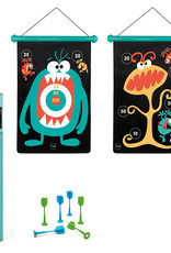 Magnetic Darts Game-monsters