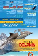 Puzzel I'am Little Dolfijn 5jaar-100pcs.