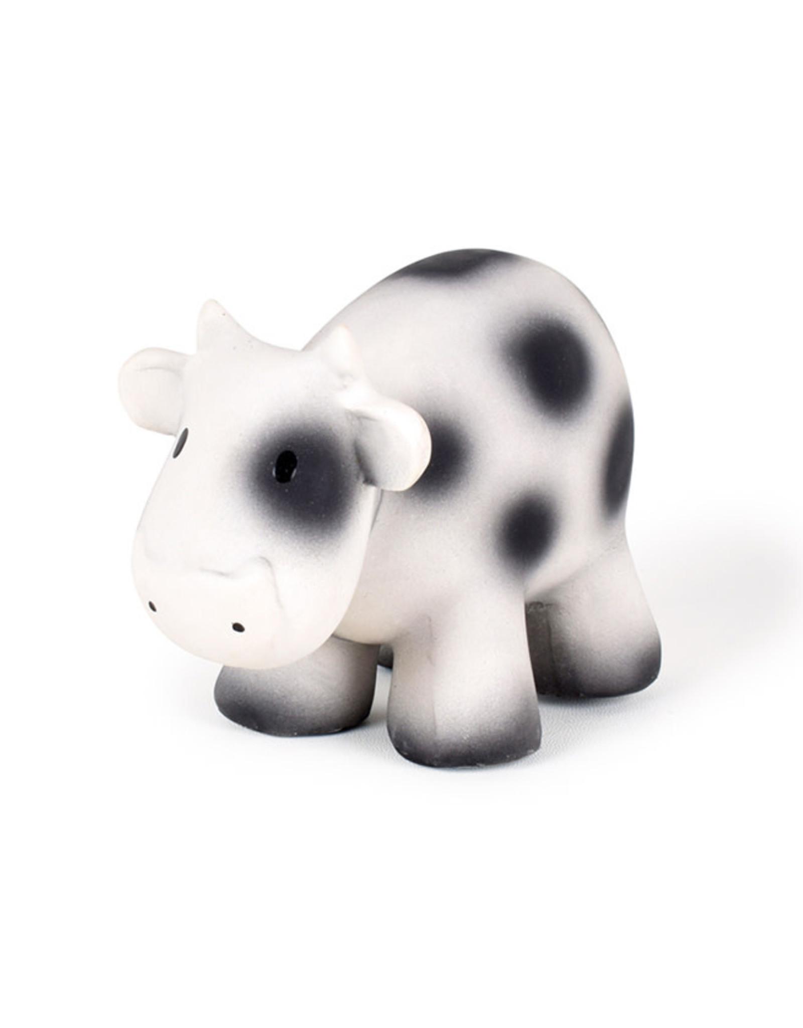 Tikiri Badspeeltje Boerderij met belletje-koe