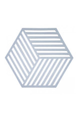 Onderzetter Hexagon-sky silicone
