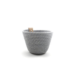 Koba Handmade Mini Bowl High-pastel grey 10x8cm