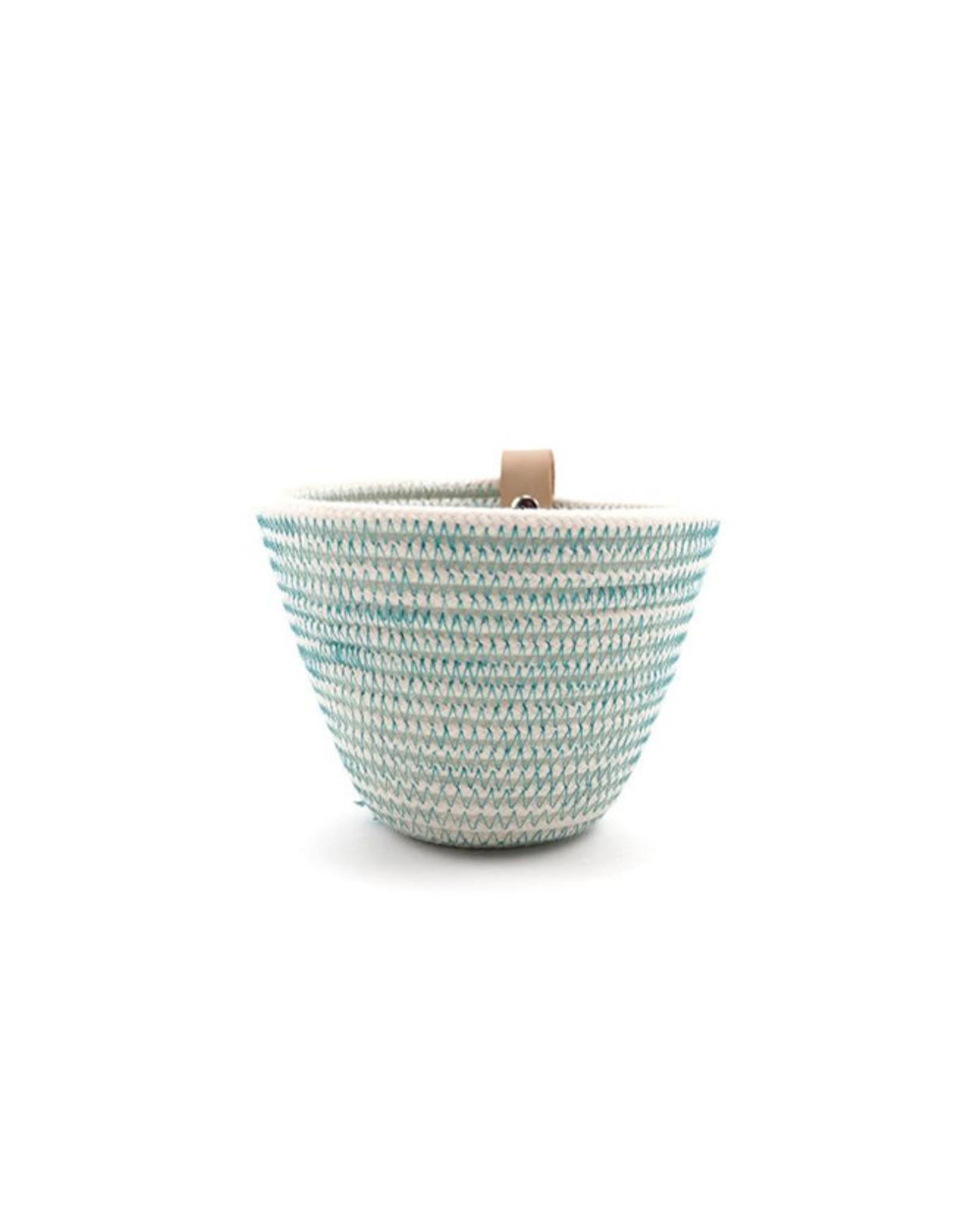 Koba Handmade Mini Bowl High-turquoise 10x8cm