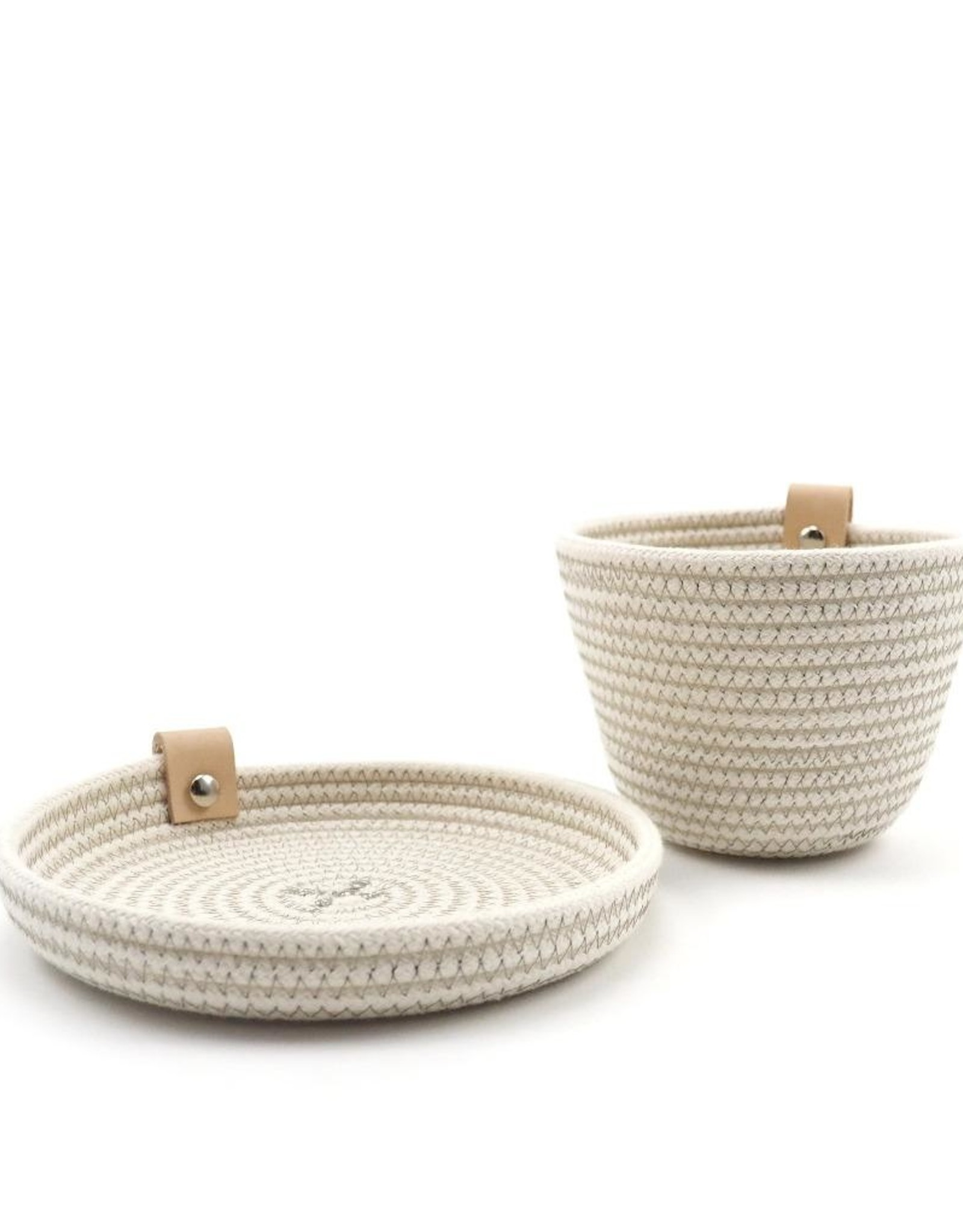Koba Handmade Mini Bowl Low-boho 15x2cm