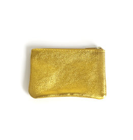 Glitter Wallet 10x16cm-yellow