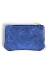 Glitter Wallet 10x16cm-blue