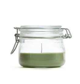 Rustik Lys Weckpot Candle Good Times-thyme