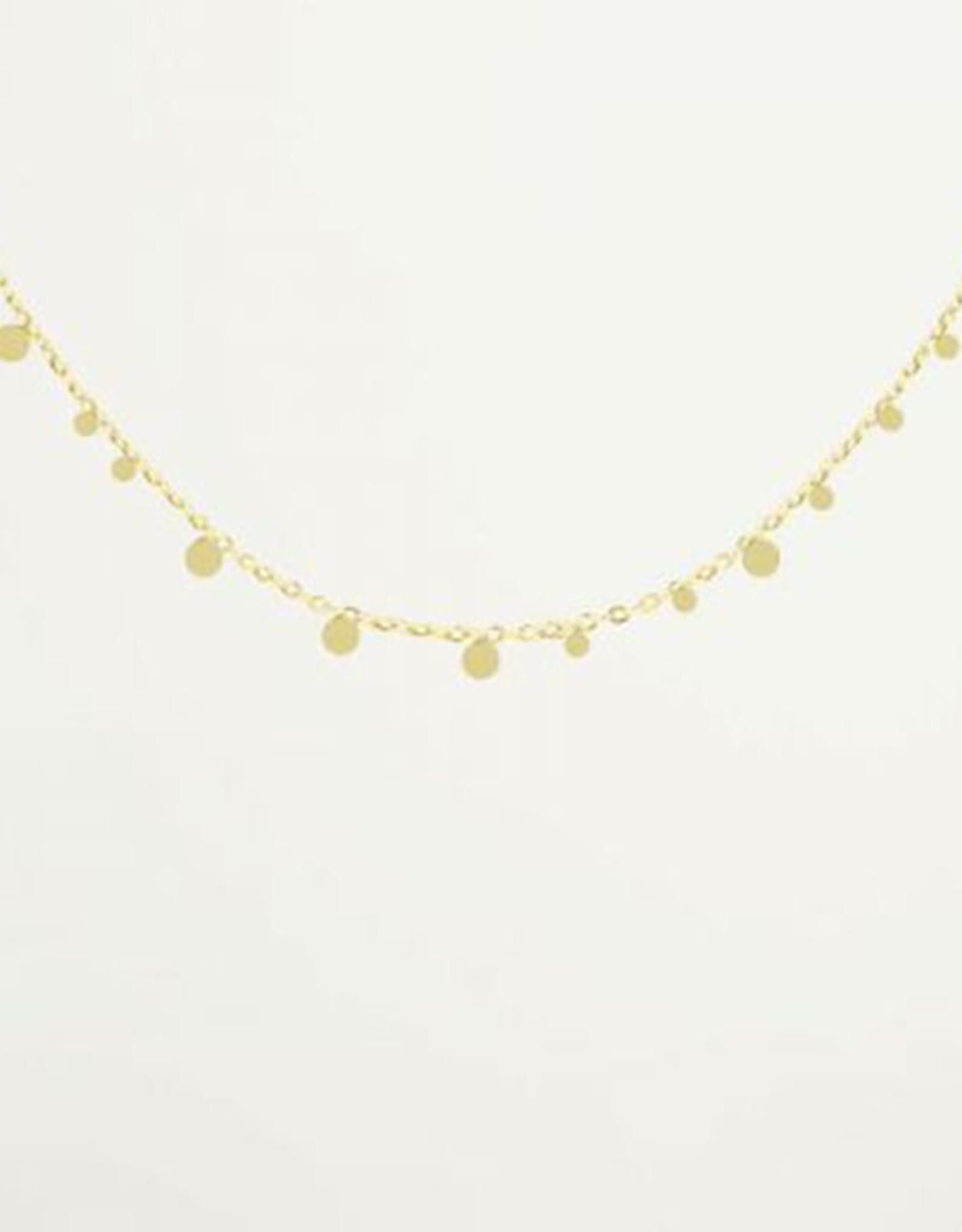 My Jewelry Ketting Little Circles-gold