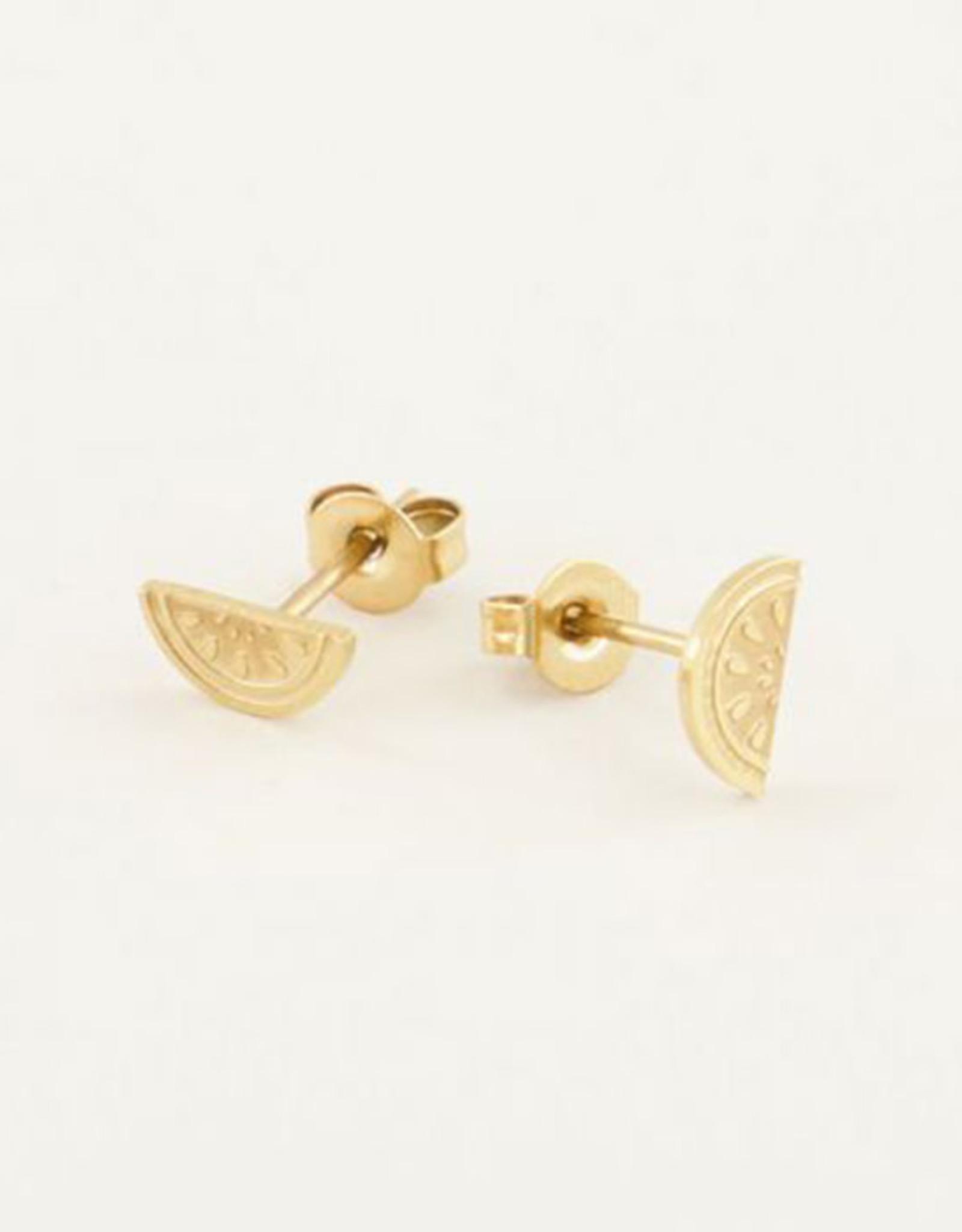 My Jewelry Oorbellen Studs Melon-gold
