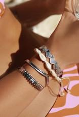 My Jewelry Armband/Enkelband Shells-beige