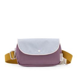 Sticky Lemon Fanny Pack Wanderer-pirate purple/sky blue/caramel fudge