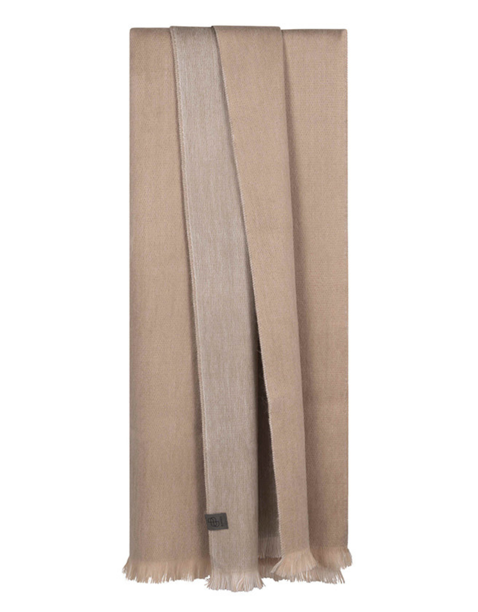 Bufandy Alpaca sjaal Doble-rosewater
