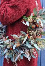 VOLZET-Moonflower 13/12 voormiddag: Flower Hoop