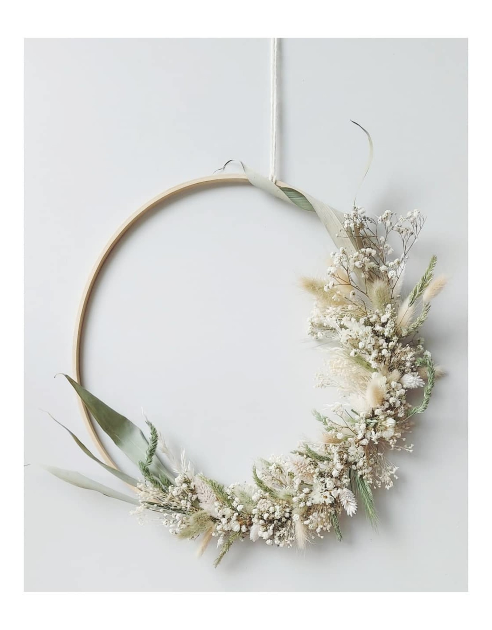 ConceptK 29/10: Floral Hoop