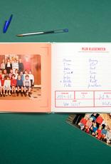 Stratier Schoolfoto album-blauw
