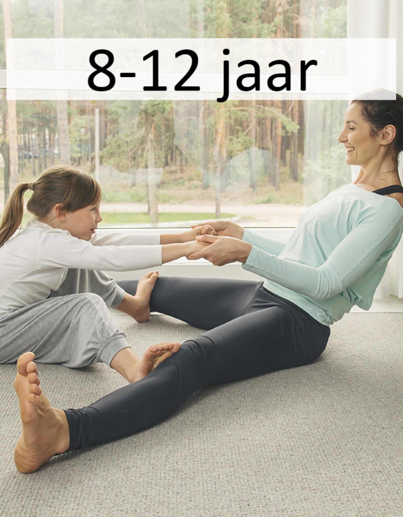Yogazo 15/11 voormiddag: Ouder-kind yoga 8-12jaar