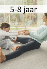 Yogazo 22/11 voormiddag: Ouder-kind yoga 5-8jaar