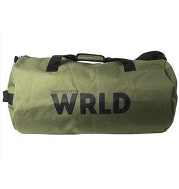 Weekendtas WRLD-green