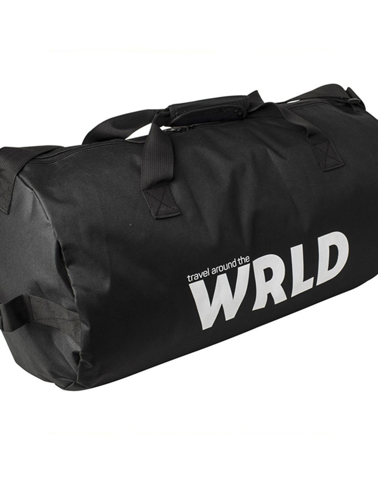 Weekendtas WRLD-black
