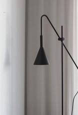Floor Lamp Design Metal-black