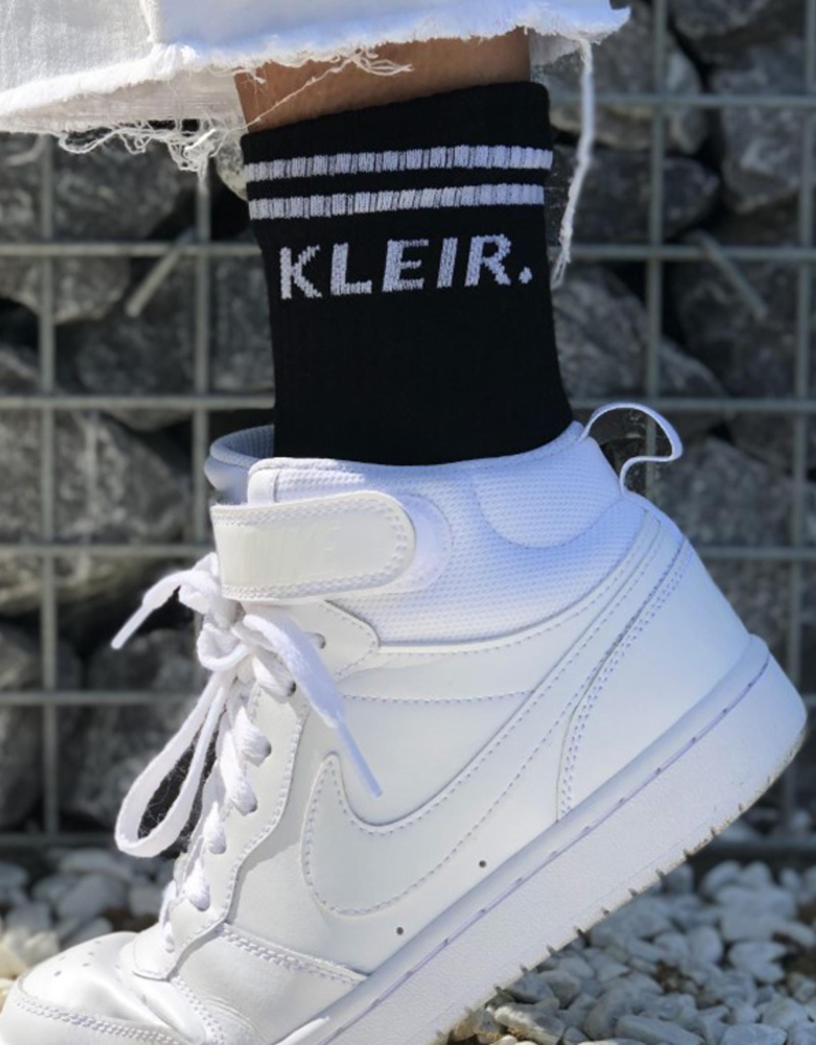 Kleir Sokken KLEIR-zwart