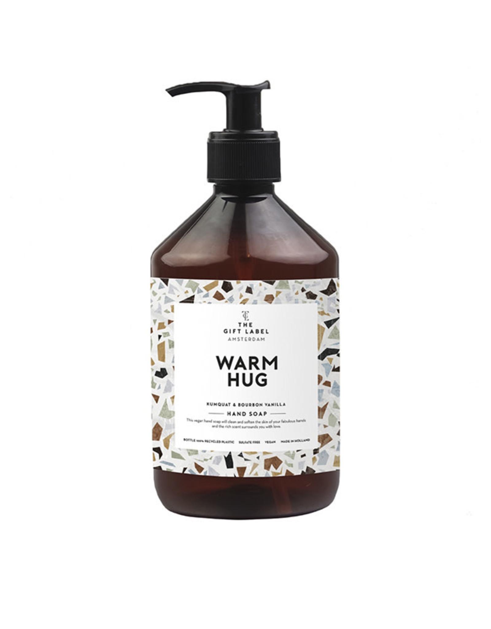 The Gift Label Handzeep-Warm hug
