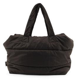 Tinne+Mia CAMILL Big Puffy Weekend Bag-black