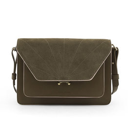 The Sticky Sis Club The Sticky Sis Club handtas LARGE-olive green