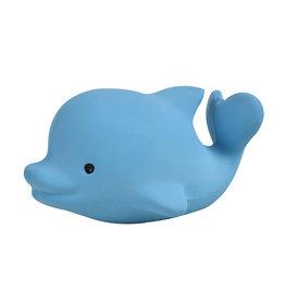 Tikiri Badspeeltje Oceaandier met belletje-dolfijn