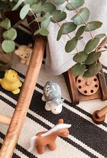 Tikiri Badspeeltje Boerderij met belletje-eend