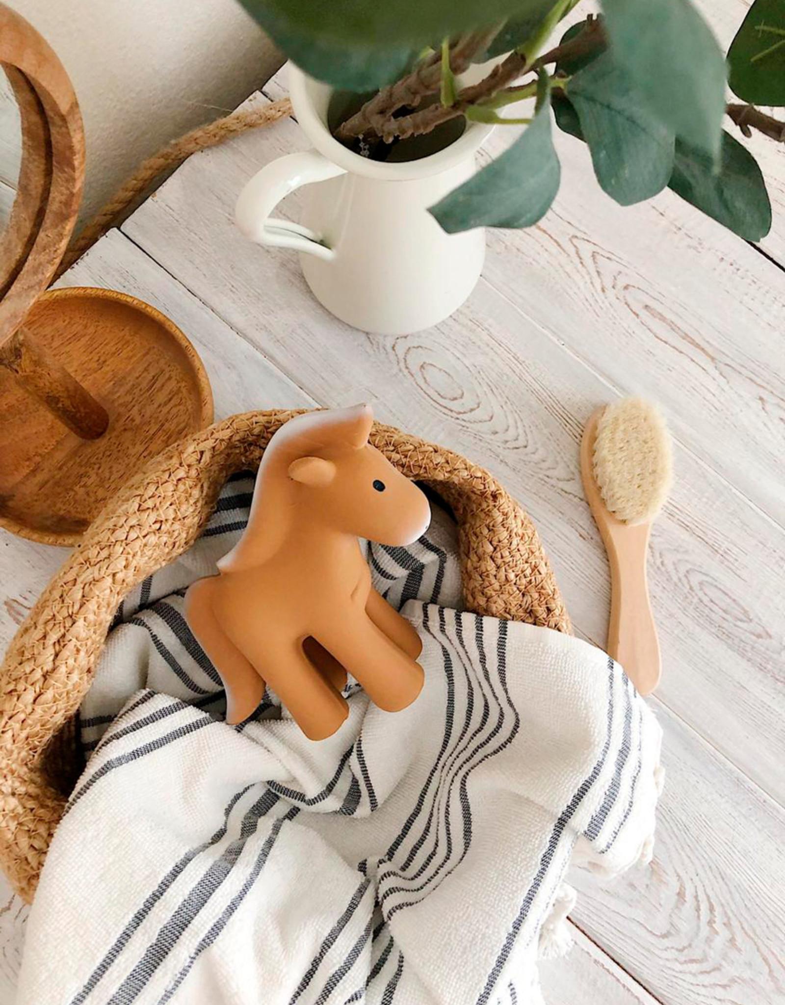 Tikiri Badspeeltje Boerderij met belletje-paard