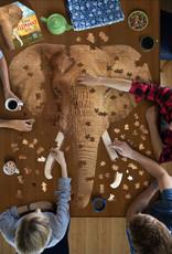 Puzzel I'am Olifant 10jaar-700pcs.