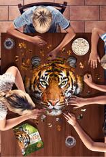 Puzzel I'am tijger 10jaar-300pcs.