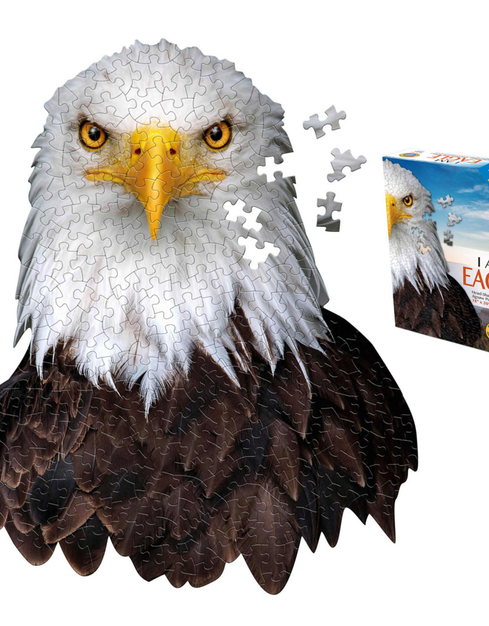 Puzzel I'am Adelaar 10jaar-300pcs.