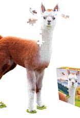 Puzzel I'am Little Lama 5jaar-100pcs.