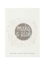 Räder Wenskaart Patch Xmas-make a wish