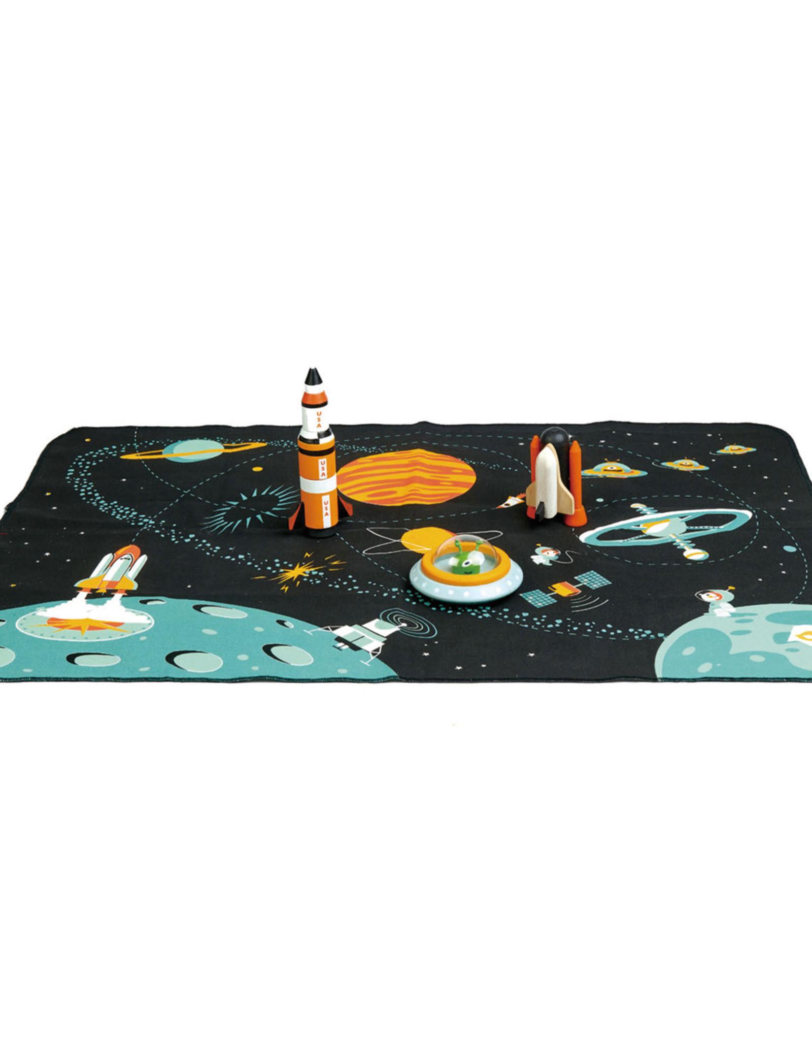 Space Adventure-eco rubberwood
