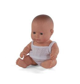 Babypop jongen-21cm
