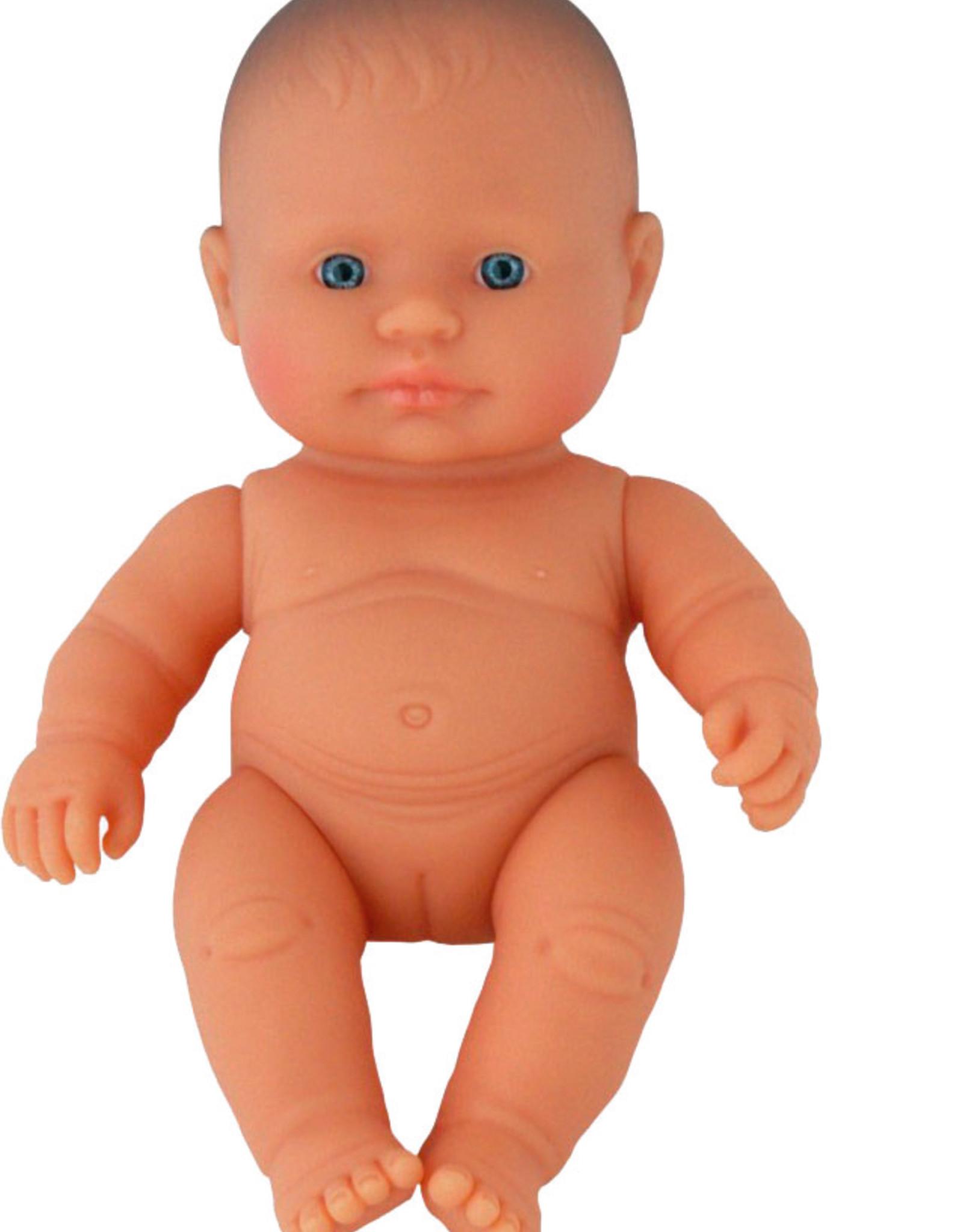 Babypop meisje-21cm