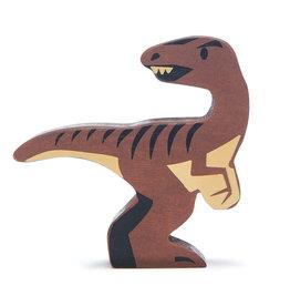 Dino Velociraptor-eco rubberwood