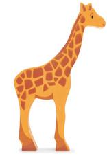 Safaridier Giraf-eco rubberwood
