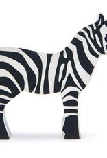 Safaridier Zebra-eco rubberwood