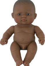 Babypop Latijns-Amerikaanse jongen-21cm