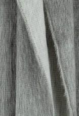 Bufandy Alpaca sjaal Doble-silver fog