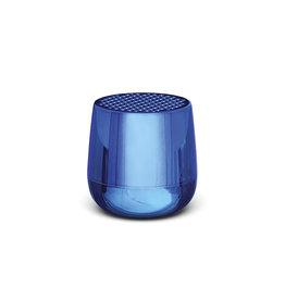 Lexon Mino geluidsbox-metallic blue