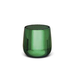 Lexon Mino geluidsbox-metallic green