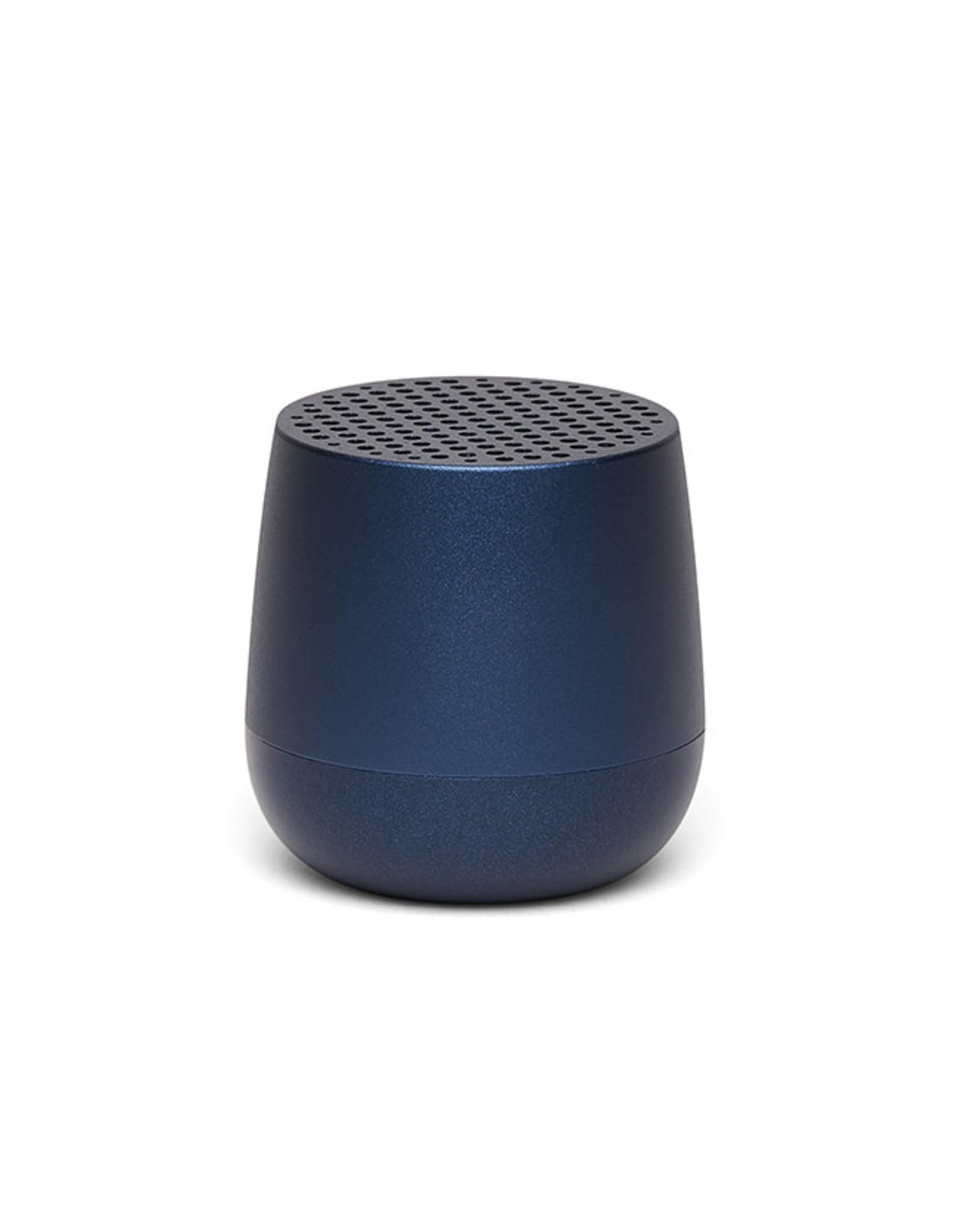 Lexon Mino geluidsbox-dark blue