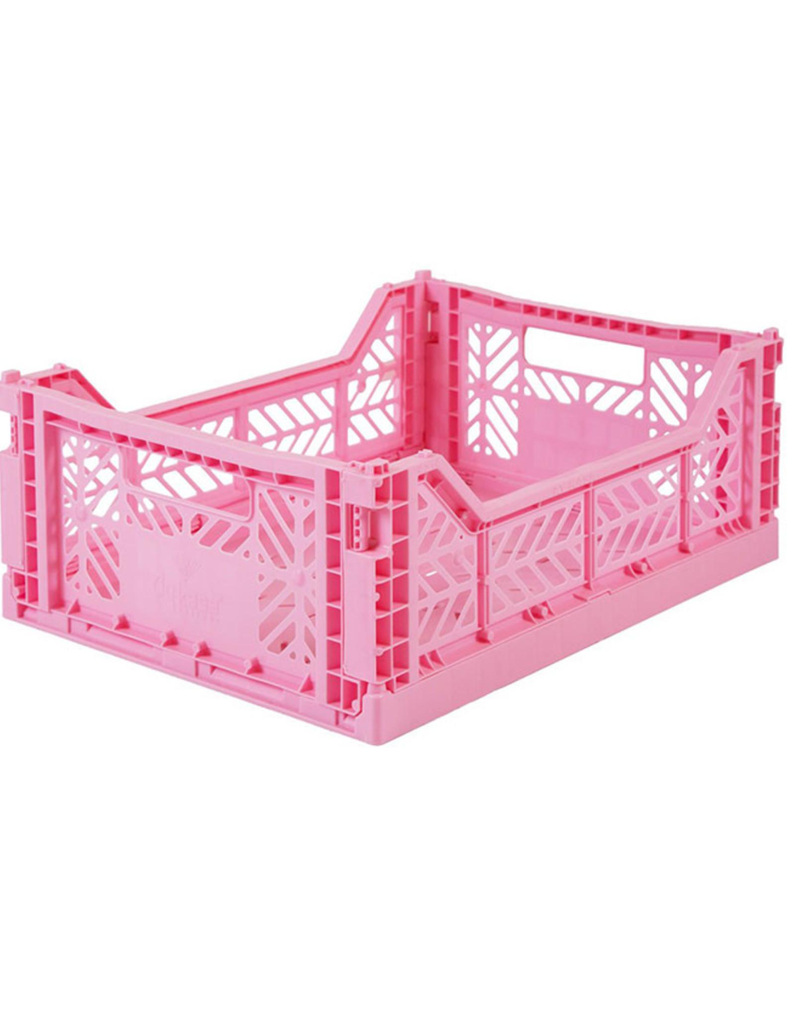 Aykasa Aykasa Plooibox Midi-baby pink