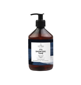 The Gift Label Body Wash Men-It's show(er) time