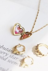 My Jewelry Ketting 'Amour' memories long-silver