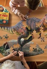 Puzzel I'am Little Dino T-Rex 5jaar-100pcs.